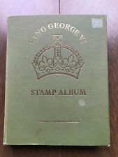 KGVI Commonwealth Collection in Crown Album High Catalogue Value