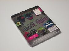 Steelbook Suicide Squad Blu-ray Discs for sale | In Stock
