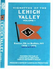 VIGNETTES OF THE LEHIGH VALLEY VOL 1 DVD-R CLEAR BLOCK