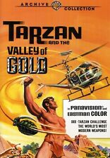Tarzan and the Valley of Gold (2010, DVD NIEUW) WS/DVD-R