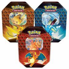 3x Charizard Raichu Gyarados Tins HIDDEN FATES Pokemon Online Codes BY EBay Msg