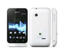 Sony Xperia Tipo ST21i Classic White Weiss Android Smartphone Ohne Simlock NEU