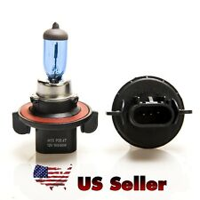 Halogen Bulbs - H13 12v 100/90W  High/Low Auto Headlight Super White, US Seller!