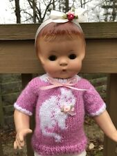 Effan Bee Patsy Ann And American Girl Kitty Sweater
