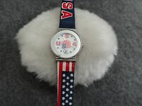 "Ladies ""USA"" Quartz Watch"