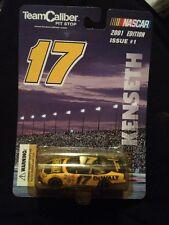 2001 Team Caliber Issue #1 1/64 Matt Kenseth #17 Dewalt Ford Taurus New
