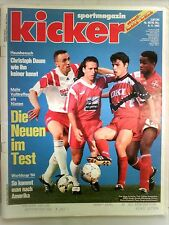 kicker Sportmagazin Nr.: 90 / 45. Woche  vom 8.11.1993