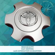 "Wheel Center Caps Toyota Tundra Sequoia 2003-2007 17"" Hubcap 42603420NM Silver"