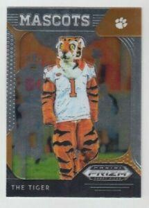 The Tiger 2019 PANINI PRIZM DRAFT MASCOT CARD #95 CLEMSON TIGERS