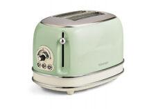 Toaster Ariete 155 – 2 Scheiben Weinlese grüne Farbe