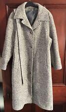 Ladies Debenhams Wool Coat Size 18