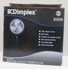 Dimplex 50cm High Velocity Pedestal Fan - DCPF50