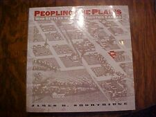 1995 book, PEOPLING THE PLAINS WHO SETTLED WHERE IN FRONTIER KANSAS, Shortridge