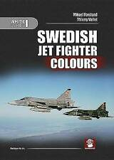 Swedish Jet Fighter Colours by Forslund, Mikael -Hcover