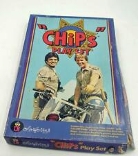 Vintage Colorforms Chips Tv Show Set Complete