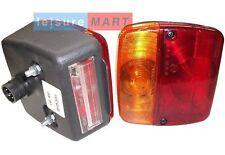 Pair of rear lights for Erde 102 122 or Daxara 107 127 multifunction