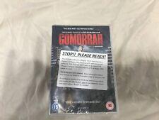 GOMORRAH - THE COMPLETE SEASON ONE - ITALIAN VERSION - BLU-RAY - SEALED