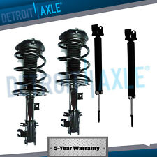 2009 - 2014 fits Nissan Maxima Front Complete Loaded Strut Set & Rear Shocks