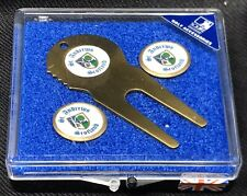 Vintage St. Andrews Ball Markers and Divot Tool from Scotland