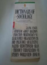 The Penguin Dictionary of Sociology (Reference Books),Nicholas Abercrombie,etc.