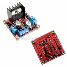 L298N Dual H Bridge DC Stepper Motor Drive Board Module For Arduino - UK SELLER