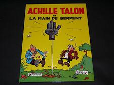Greg ACHILLE TALON ET LA MAIN DU SERPENT  EO 1979