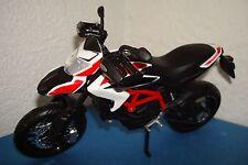 TOP - Neu  !!  Ducati Hypermotard SP 2013 - 1:12 Maisto