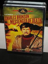 Messenger of Death (DVD) J. Lee Thompson, Charles Bronson, Marilyn Hassett, NEW!