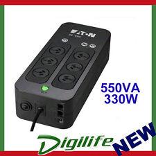 Eaton 3S Powerboard UPS 3S550AU 550VA / 300W Surge protected