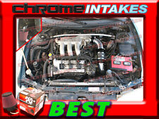 K&N+BLACK RED 93-97 FORD PROBE GT/MAZDA MX6/626 2.5 2.5L V6 COLD AIR INTAKE KIT