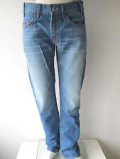 True Religion Logan light Reckoner Blau Herren jeans 32