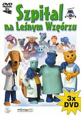 Szpital na Lesnym Wzgorzu - Box set  (DVD 3 disc) bajki POLISH POLSKI