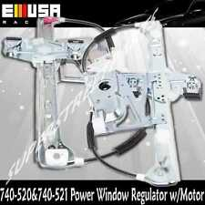 Front Left+Right Power Window Regulator for 00-05 Cadillac DeVille DTS DHS