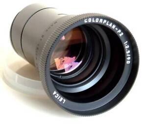Projektionsobjektiv Leica COLORPLAN-P2 2,5/90mm TOP Zustand!!!