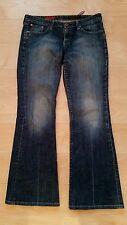 AG Adriano Goldschmied size 31R Stretch Jeans Boot Cut The Club Flare
