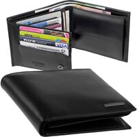Picard Men's Wallet Rfid, NFC Purse Wallet Briefcase