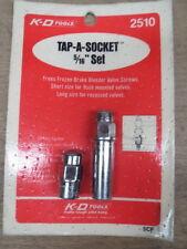 TAP - A - SOCKET 5/16 SET K-D TOOLS 2510 (LL0779-6)