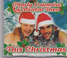 Charly Lownoise&Mental Theo-This Christmas cd maxi single 5 tracks