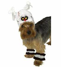 Rubie's Pet Costume, Medium, Skeleton Headpiece with Cuffs