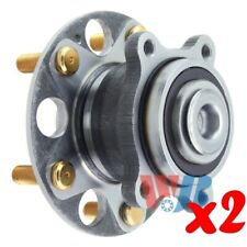 Pack of 2 Rear Wheel Hub Bearing Assembly replace 512327 HA590019 BR930607