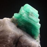 79.8g Natural gemstone Beryl emerald mineral specimens GuangXi China