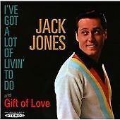 Jack Jones - I've Got a Lot of Livin to Do/Gift of Love (2013)