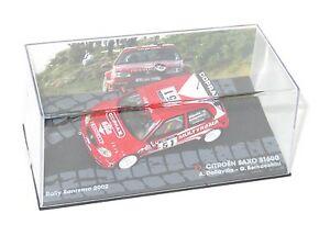 1/43 Citroen Saxo S1600   Rally Sanremo 2002   A.Dallavilla