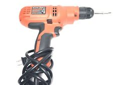 BLACK+DECKER 3/8 inch DR260 Corded Electric Drill Driver