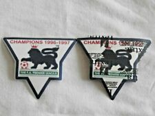 Premier League Gold Champions Patches/Badges 1996-1997 Manchester United