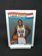 1991-92 NBA Hoops - [Base] #578 Magic Johnson  - USA Basketball Team