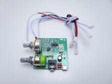 Amplificatore stereo audio surround sound  2.1 canali classe D 20W 5v con cavi
