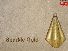 Lead Coating Powders SPARKLE GOLD - 200g pack-Lead Coating Powder