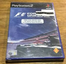 F1 FORMULA 1 ONE 02 2002 F102 - SONY PLAYSTATION 2 PS2 GAME - NEW & SEALED