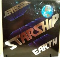 Jefferson Starship, Earth, 1978, Grunt Records, Classic Rock, BXL1-2515 Promo DJ